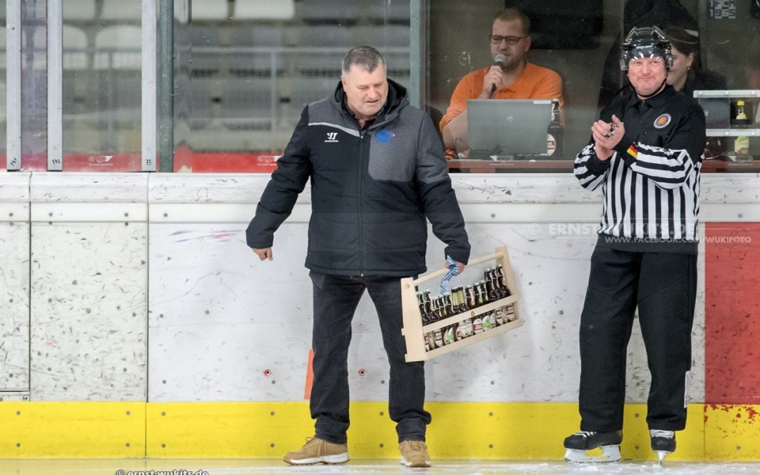 DEC besiegt im Derby Berchtesgaden
