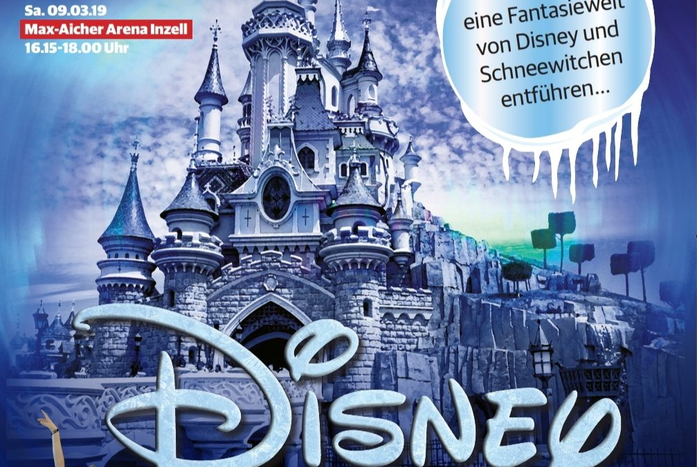 Schaulaufen 2019 – Disney on Ice